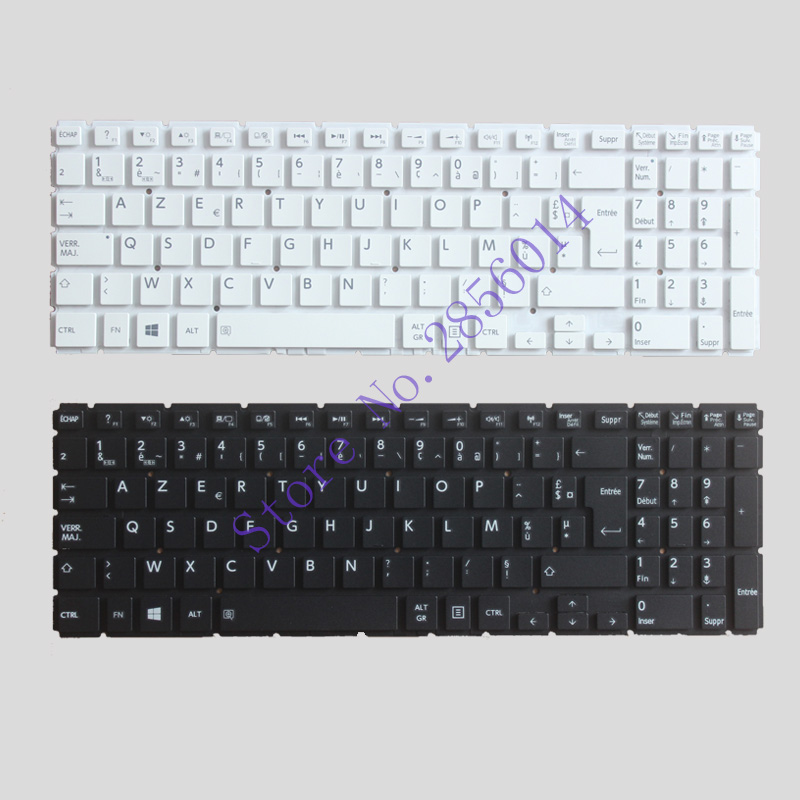 New French keyboard for Toshiba Satellite L50-B L55-B L55DT-B S50-B S55-B FR Laptop Keyboard h000053270 vgsg for toshiba satellite s50 s50 a s55 s55 a l50 l50 a laptop motherboard