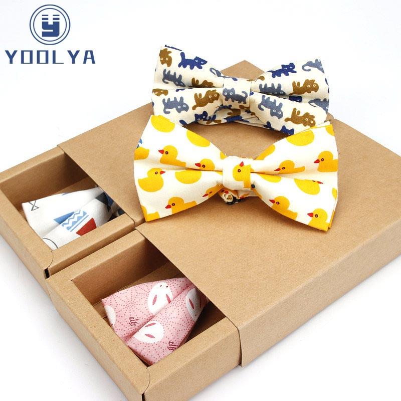 Fashion Cotton Bowtie For Mens Casual Normal Luxury Animal Print Bow Ties Designer Cravat Jewelry Unisex Cotton Man Suit Necktie
