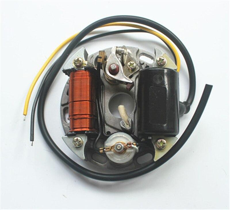 PUCH Coil 35W Ignition Board Stator 35W Zundapp Kreidler