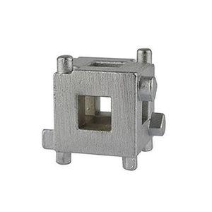 """Image 3 - Outil de Cube denlèvement détrier de retour de vent de Piston de frein à disque dentraînement de 3/8 """"pour des véhicules avec 4 freins à disque de roue"""