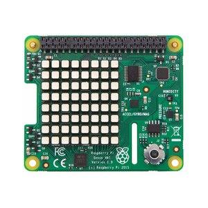 Image 3 - פטל PI RASPBERRYPI SENSEHAT פטל Pi תחושה כובע עם נטייה, לחץ, לחות וטמפרטורה חיישנים