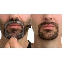 5Pcs Beard Styling Template Set Lightweight Durable Beard Shaper Beard Shaping Styling Tool Kit Beard Shaper Health & Beauty