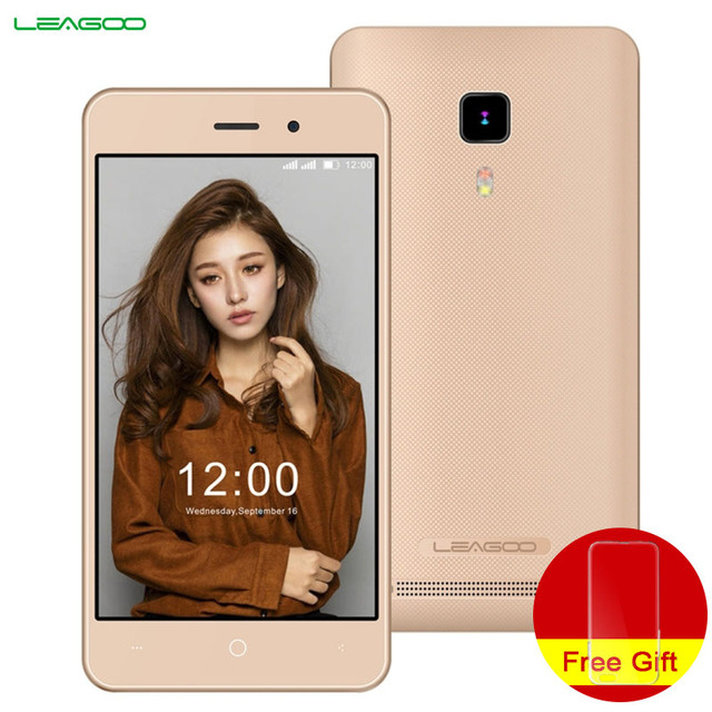 3G Original LEAGOO Z1 C 512MB/8GB 3.97 inch LEAGOO OS 1.1 Lite (Android 6.0) SC7371c Cortex A7 Quad Core up to 1.3GHz Cell Phone