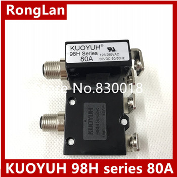 [SA]KUOYUH overload protector overcurrent protector 98H series 80A --5PCS/LOT