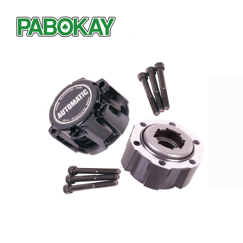 2 pieces x for NISSAN Pickup D22 ,X-Terra automatic free wheel locking hubs B018 40260-1S700 402601S700 цена