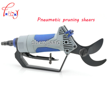 Pneumatic pruning shears