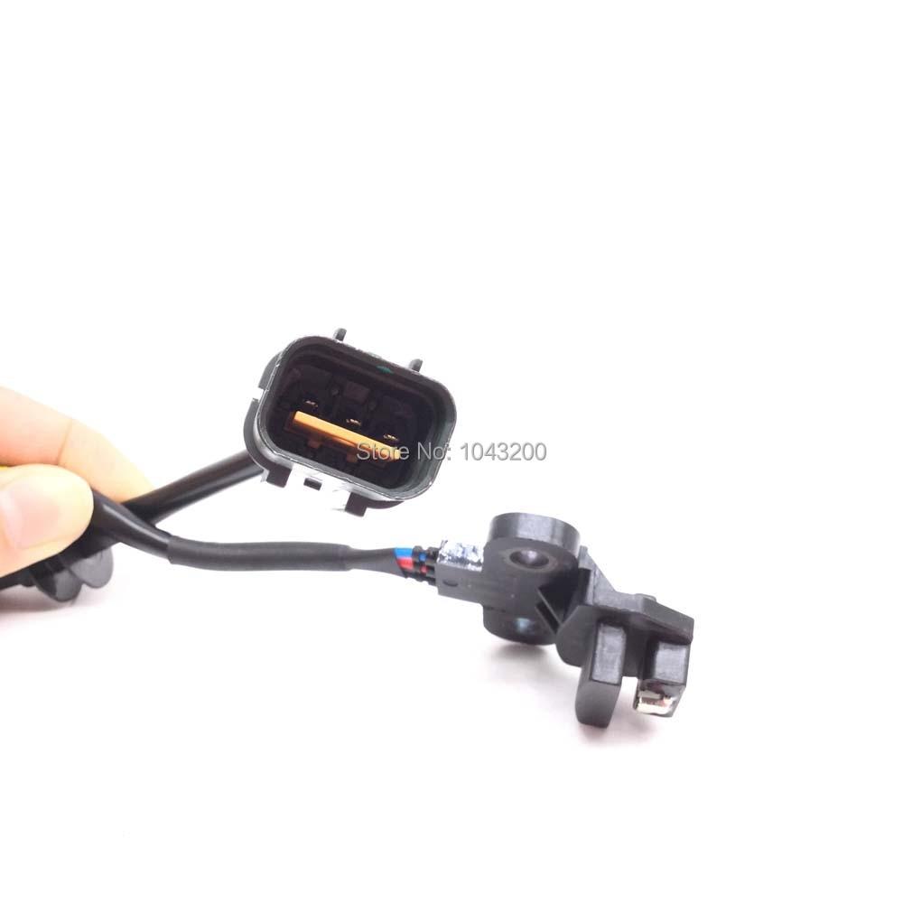 hight resolution of md300102 cam camshaft position sensor for chrysler sebring dodge avenger eagle talon mitsubishi eclipse galant plymouth laser in crankshaft camshafts