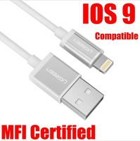 Promotion 5FT MFI Certified Lightnings Usb Data Sync Charger Cable For Iphone 6 5 5s Ipad