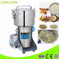 Electric 600g Coffee Grinder Grains Spices Herbs Cereals Dry Food Grinder Mill Grinding Gristmill Medicine Flour