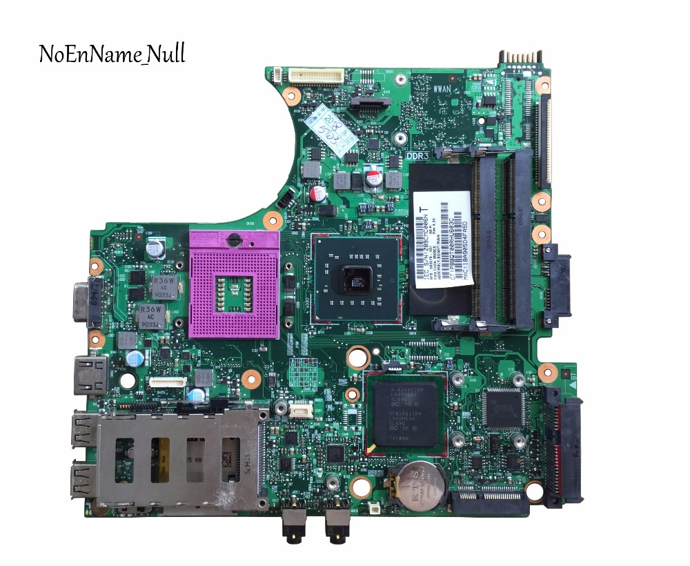 583078-001 Free Shipping Laptop Motherboard Fit For HP Probook 4410s 4510s 4710s Notebook PC System Board, 100% Working