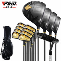 Golf Club men's pole PGM men's gold pole golf putter suit