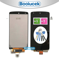 High Quality 4.95'' For LG Google Nexus 5 D820 D821 LCD Display Screen With Touch Screen Digitizer Assembly + Tool