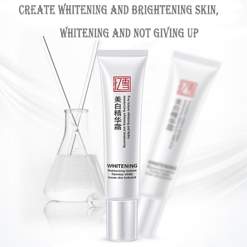 Face Whitening Day Creams Moisturizing Remove Freckles Lighten Fine Lines Skin