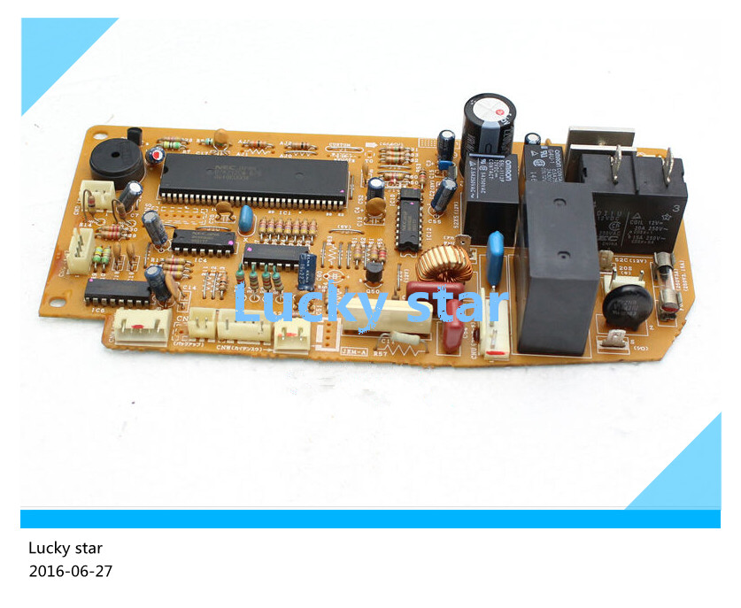 95% new for Mitsubishi Air conditioning computer board circuit board RKM505A230 good working 99% new for mitsubishi air conditioning computer board circuit board msh db12vc wm00b222 dm00j967 board good working
