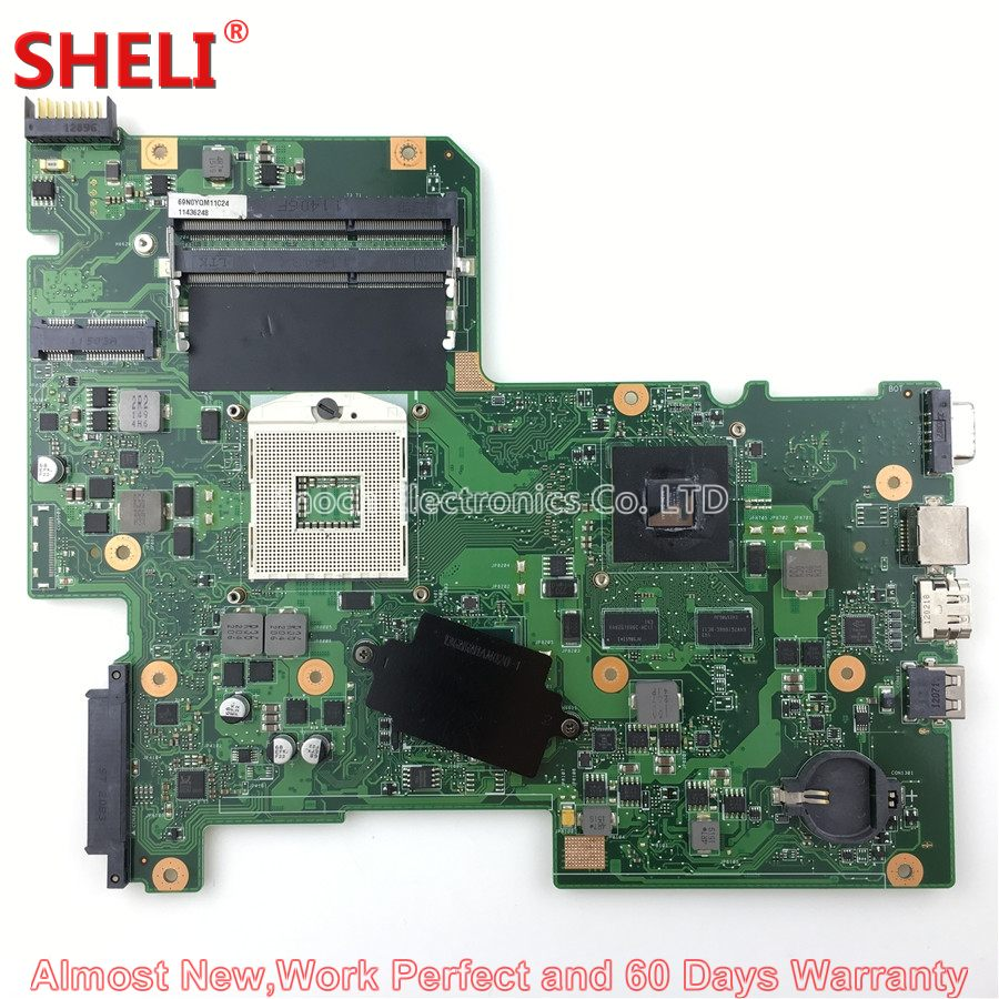 SHELI MBRUL0P001 MB.RUL0P.001 Laptop Motherboard For Acer Aspire 7739 7739G 7739Z 7739ZG AIC70 08N1-0NX3J00 Main Board nokotion mb rn60p 001 mbrn60p001 main board for acer aspire 7739 7739z laptop motherboard hm55 ddr3 gma hd warranty 60 days