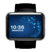 3g smart watch мужчин gps smartwatch 512 МБ Оперативная память 4 ГБ Встроенная память WI-FI MTK6572 900 мАч аккумуляторной батареи 2,2 дюймов Большой цветной экран для iphone 7 8 X