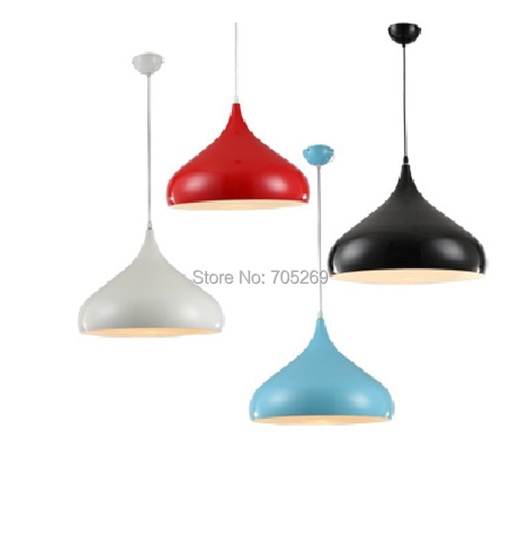 Led pendant lamp for coffee bar, home, office, bars. restaurant, shopping mall colorful red, green, yellow singe pendant lamps bar colorful chair green yellow color