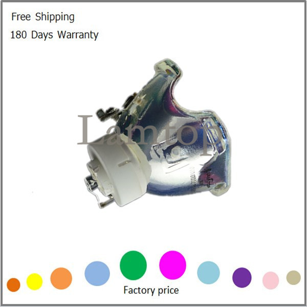 Lamtop  bare Projector bulb/projector lamp  DT00911  fit for  HCP-6680X  CP-X401  free shipping compatible bare lamp dt00911 fit for 90x 900x 960x 6680x cp x401 cp x201