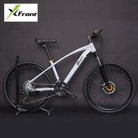 New Brand Mountain Bike Carbon Steel Frame 24 27 30 Speed 24 26 Inch Wheel MTB