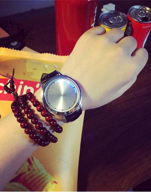 NEW Fashion quartz unisex watches Special design wristwatch digital era creative simple design