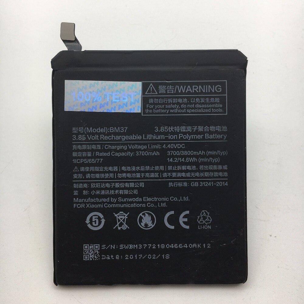 3700mah Battery For Xiaomi Mi5s Plus Mi 5s 4gb Ram 64gb Rom 57 Img 1294 1297 1296