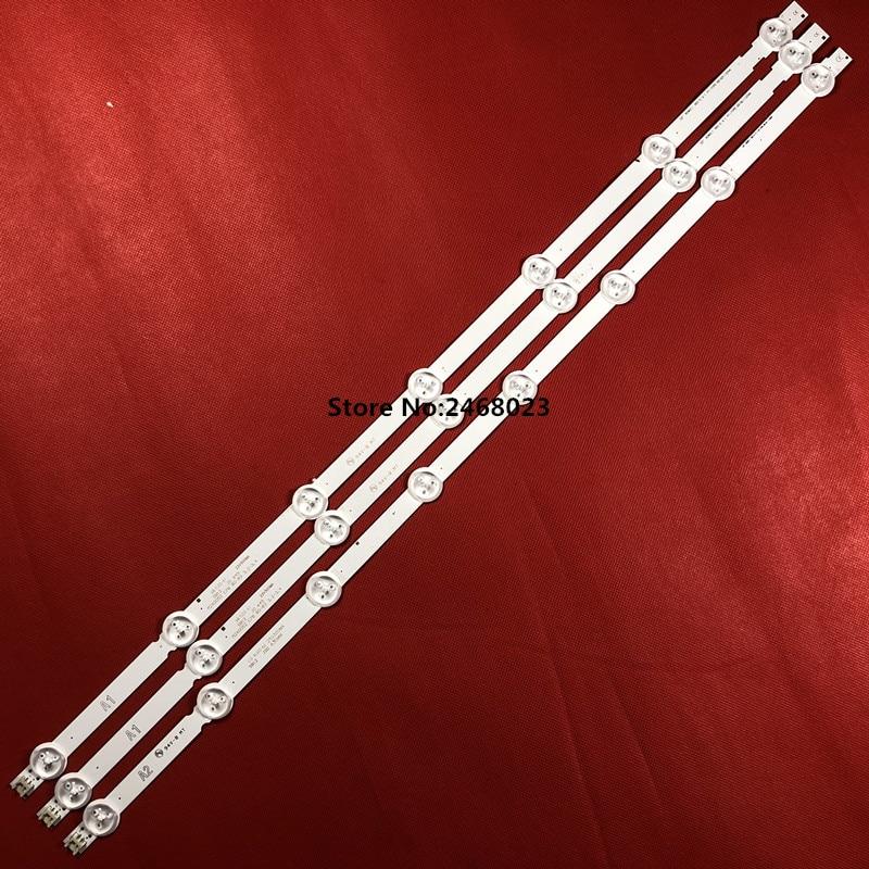 630mm*12mm 7/8leds Led Backlight Strips For Lg Sumsang 32row2.1 Rev0.9 Tv 6916l-1204a/1205a/1296a/1295a/1440a/1439a/1426a Delicious In Taste Engagement & Wedding