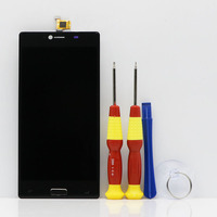 New Original Touch Screen LCD Display LCD Screen For Elephone M2 Replacement Parts Disassemble Tool