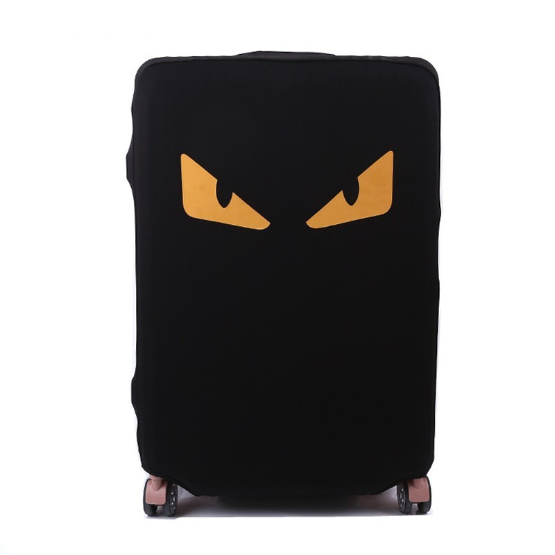 Travel Trunk Suitcase Protective Covers Apply To 18~30 Inch suitcase dust cover Shell elasticity Stretch Trolley Case Dust Cover