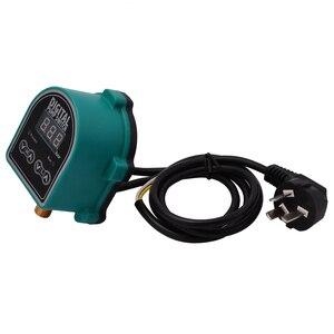 Image 5 - Mayitr 220 В бытовой цифровой насос переключатель садовые газовые водяные насосы регулятор давления переключатель управления для водяного насоса аксессуары