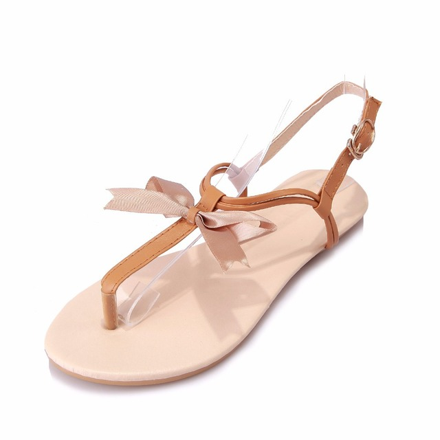 GOXPACER Fashion 2018 new summer style women sandals flat women shoes flat heel sandals lambdoid flip flop sandals female