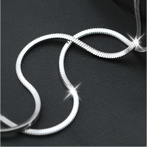 stainless men steel chain store cool unique necklace byzantine silver chains s product