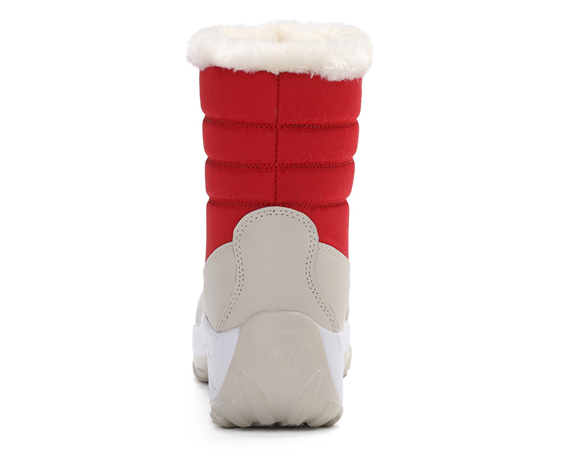 shop cheap Women Snow Shoe Waterproof Thick Fur Warm Winter Boots