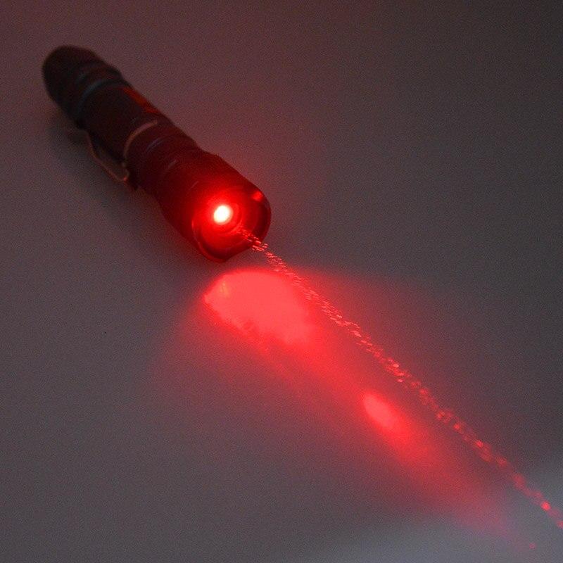 JSHFEI rouge Laser pen Faisceau Lumineux Batterie chargeur 650nm POINTEUR LASER EN GROS LAZER STYLO torche