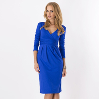 Fashio Pregnancy Dresses For Pregnant Women Maternity Clothes Autumn Winter Dresses Maternity Clothing Mummy Clothes