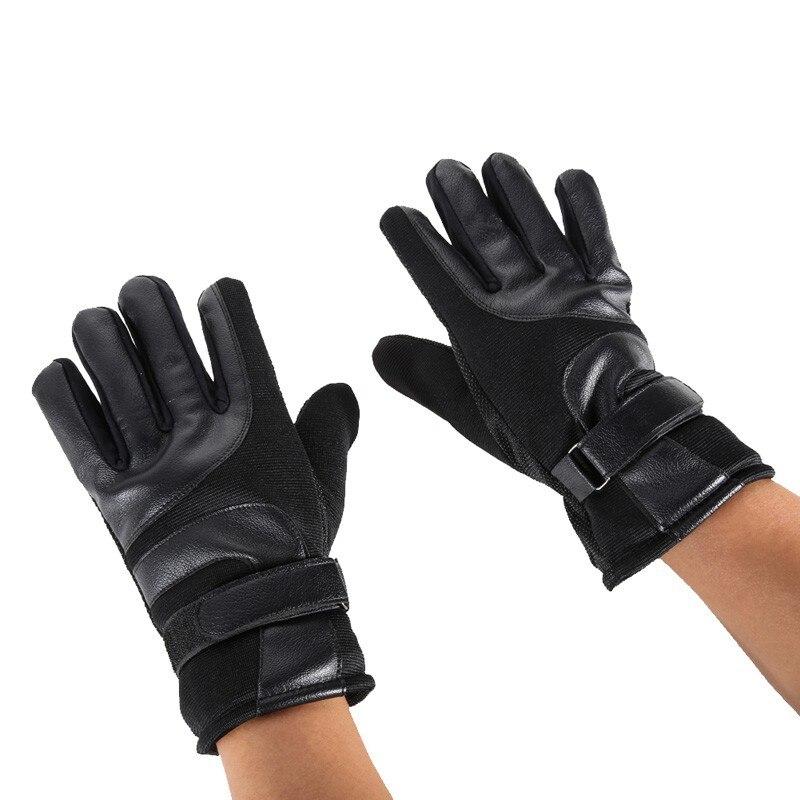 ᗗ1 par invierno ciclismo guantes de invierno de los hombres al aire ...