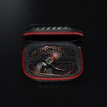 Small Hot Earphone Storage Bag Box Case Earphone Accessories For Earphone