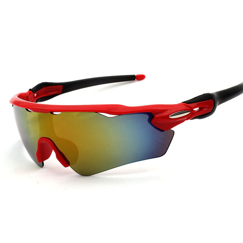 Sports Sunglasses Windproof Goggle UV400 Cycling Running Driving Fishing Golf Baseball Softball Hiking Glasses Eyewear
