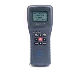 Портативный микрочип-сканер для животных с большой памятью на большое расстояние 134,2 кГц, считыватель бирок для ушей, ручной считыватель ...