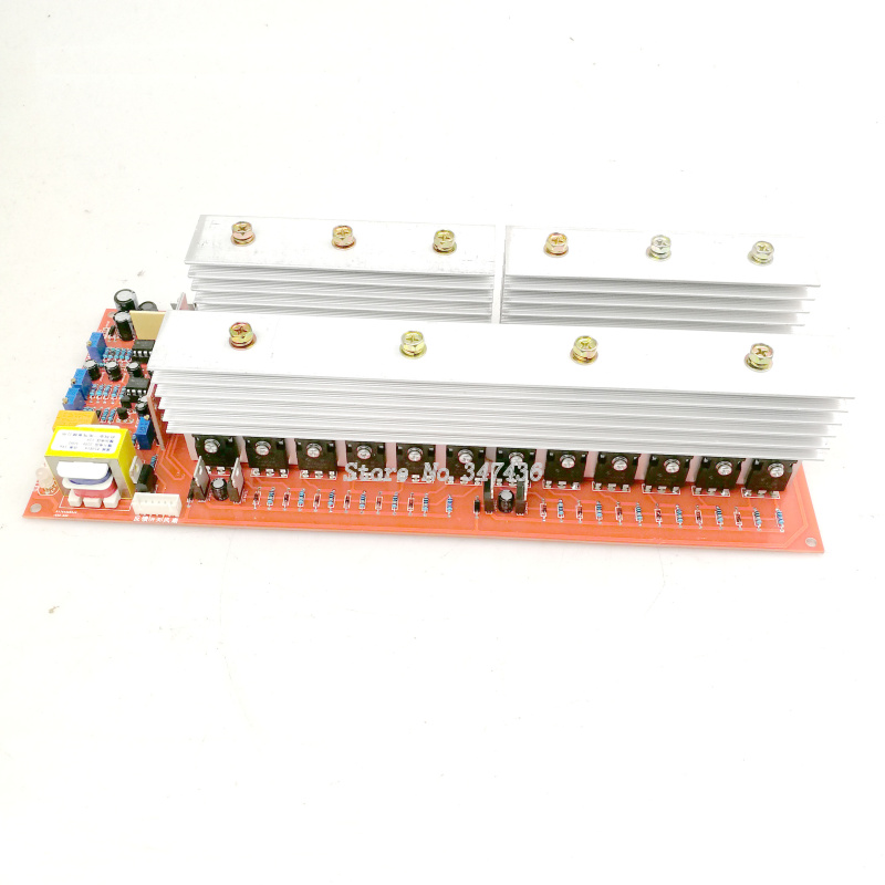 24V 36V 48V 60V 8kW 10kW foot power pure sine wave power frequency inverter circuit board