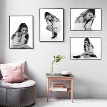 Ariana Grande Portraits Photo Posters and Prints Wall art Decorative Picture Canvas Painting For Living Room Home Decor Unframed
