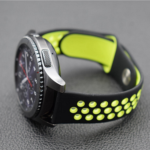 Newest 20mm Sports Silicone Bracelet watch strap band For Samsung Gear S2 Classic Gear Sport watchbands high quality crested sport silicone strap for samsung gear s3 replacement bracelet rubber band for samsung gear s3 watch band