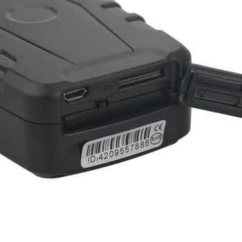 5pcs/lot GPS Car Motorcycle Tracker LK209B GPS GSM Tracking 10000mAh Battery Powerful Tracker Dropped Alarm