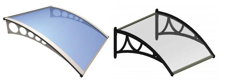 door canopy polycarbonate awning 02