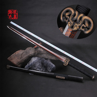 Folded Steel Blade Chinese Long Sword LeiJu Jian Han Dynasty For Sale Kungfu Martial Art