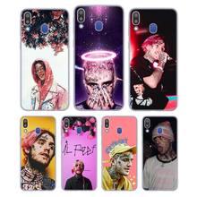 Silicone Phone Case XxxTentacion Lil Bo Peep for Samsung Galaxy Note 8 9 M30 M20 M10 S10 S9 S8 Plus Lite S6 S7 Edge Cover