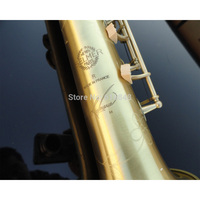 Wholesale Green Gula Si Straight Soprano Saxophone Saxophone France Henry Reference 54