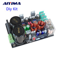 Aiyima LM1875 Amplifier Board Amplificador Gaincard GC Version LM1875 Low Distortion Diy Amplifier Kit