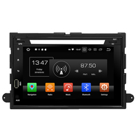 ELANMEY premium car gps navigation For Ford Fusion Explorer F150 Edge Expedition android 8.0 CAR DVD player multimedia radio