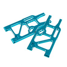 2PCS Front Rear/Lower Suspension Arm For RC 1/8 HSP Model Car Hop-up RC Spare parts Monster Truck 860003 860004 94762