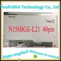 15.6 ''lcd de matriz para asus k53e k53ta k53u k53t k53br K53BY K53SD K50I portátil de reemplazo led de visualización de la pantalla 1366*768 40 pin